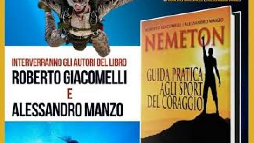 """Presentazione Libro """"Nemeton – Guida pratica agli sport del coraggio"""""""