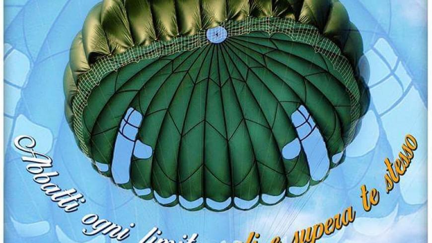 Presentazione 77° Corso di Paracadutismo Sotto Controllo Militare