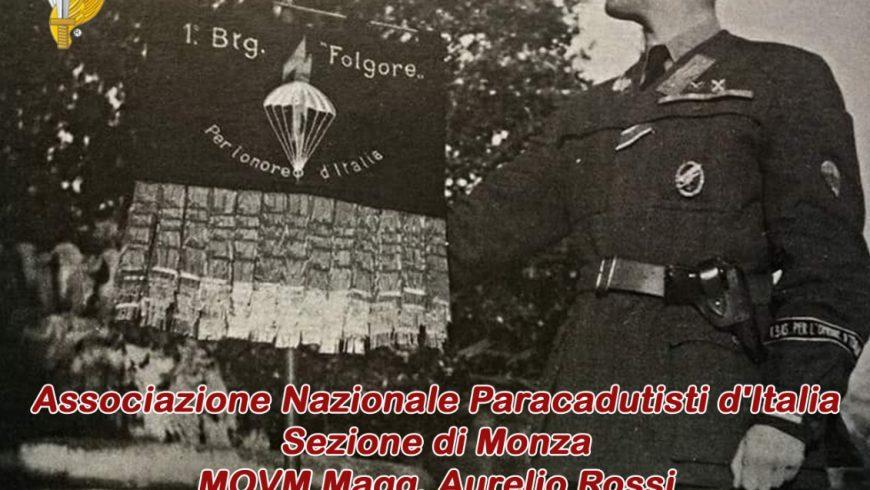 """Lancio in memoria dei Caduti """"Per l'Onore d'Italia"""""""